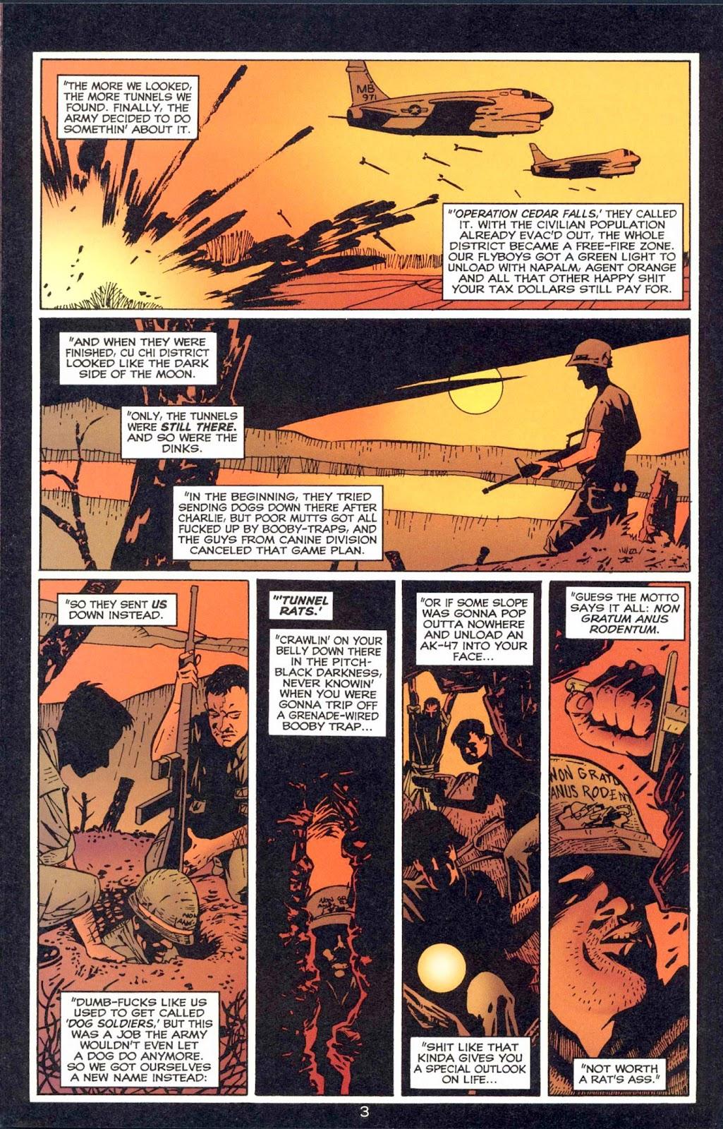 Read online Weird War Tales (1997) comic -  Issue #1 - 22