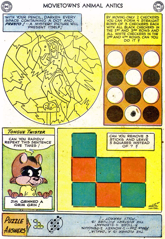 Read online Animal Antics comic -  Issue #37 - 19
