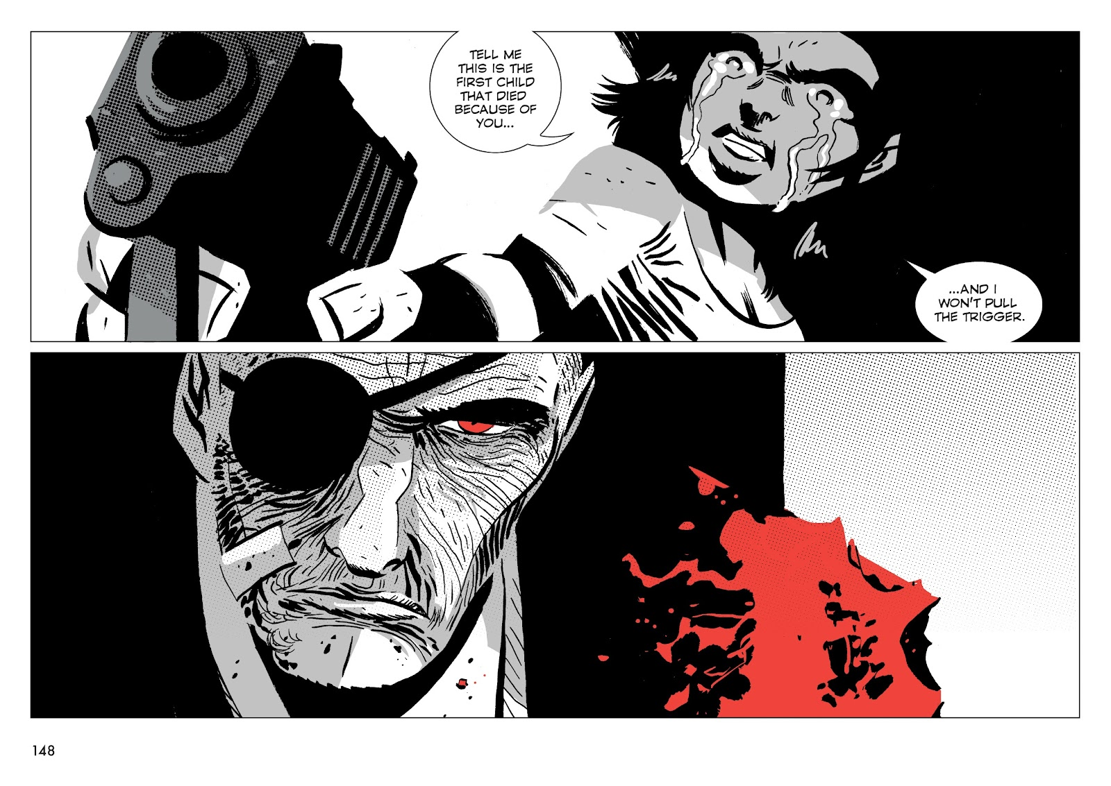 Read online Polar comic -  Issue # TPB The Kaiser Falls (Part 2) - 50