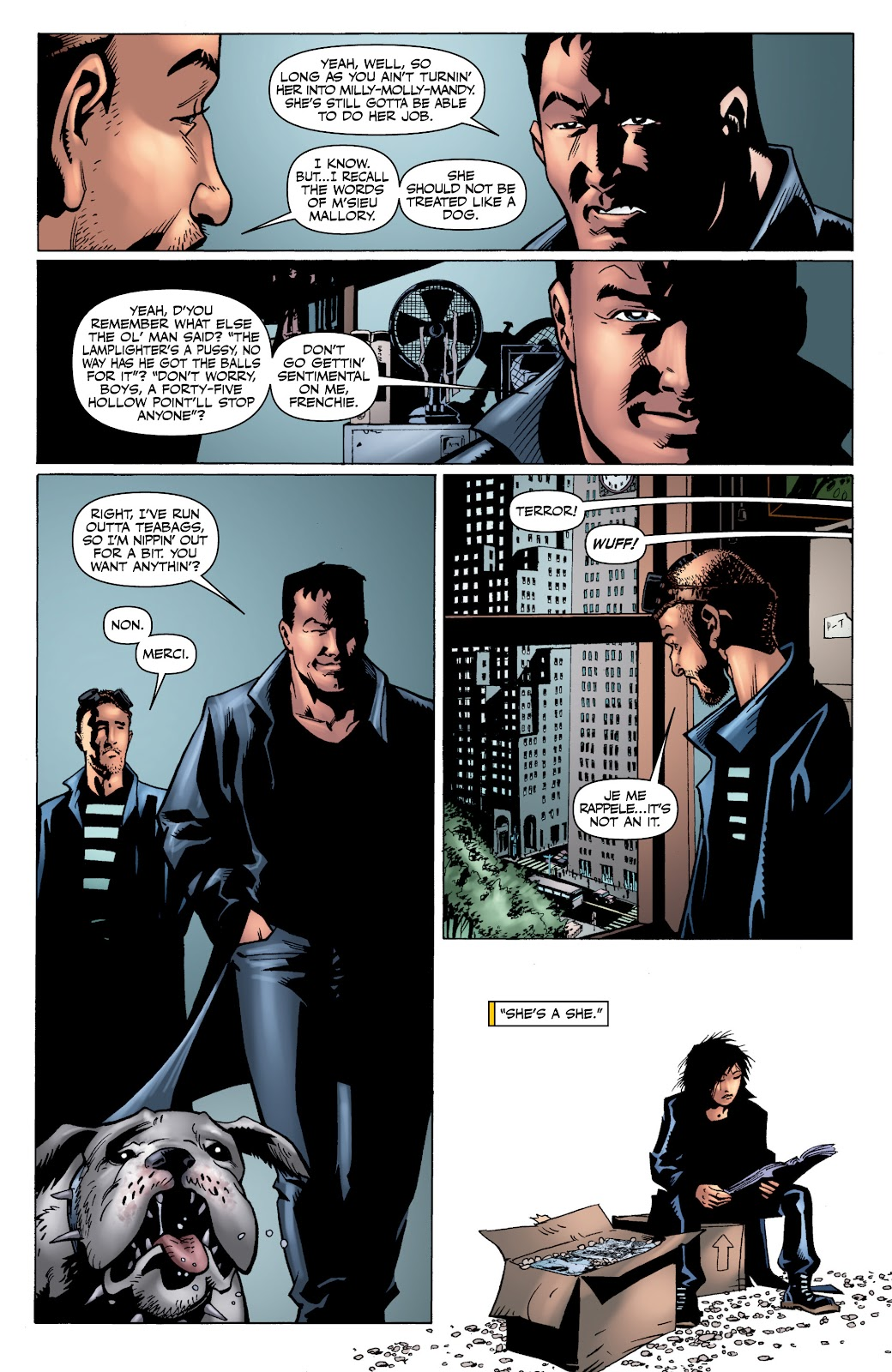 Read online The Boys Omnibus comic -  Issue # TPB 4 (Part 1) - 25