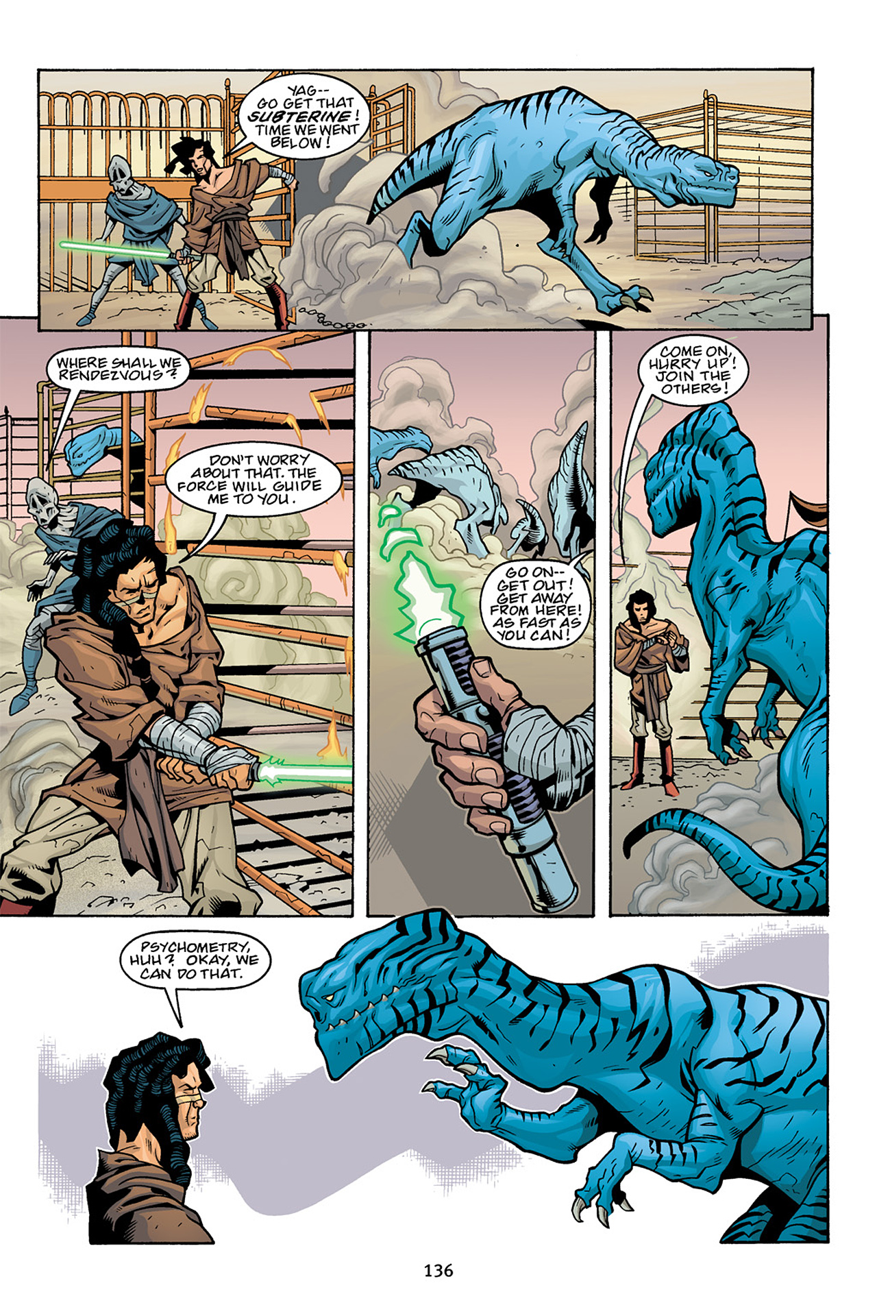 Read online Star Wars Omnibus comic -  Issue # Vol. 15 - 133