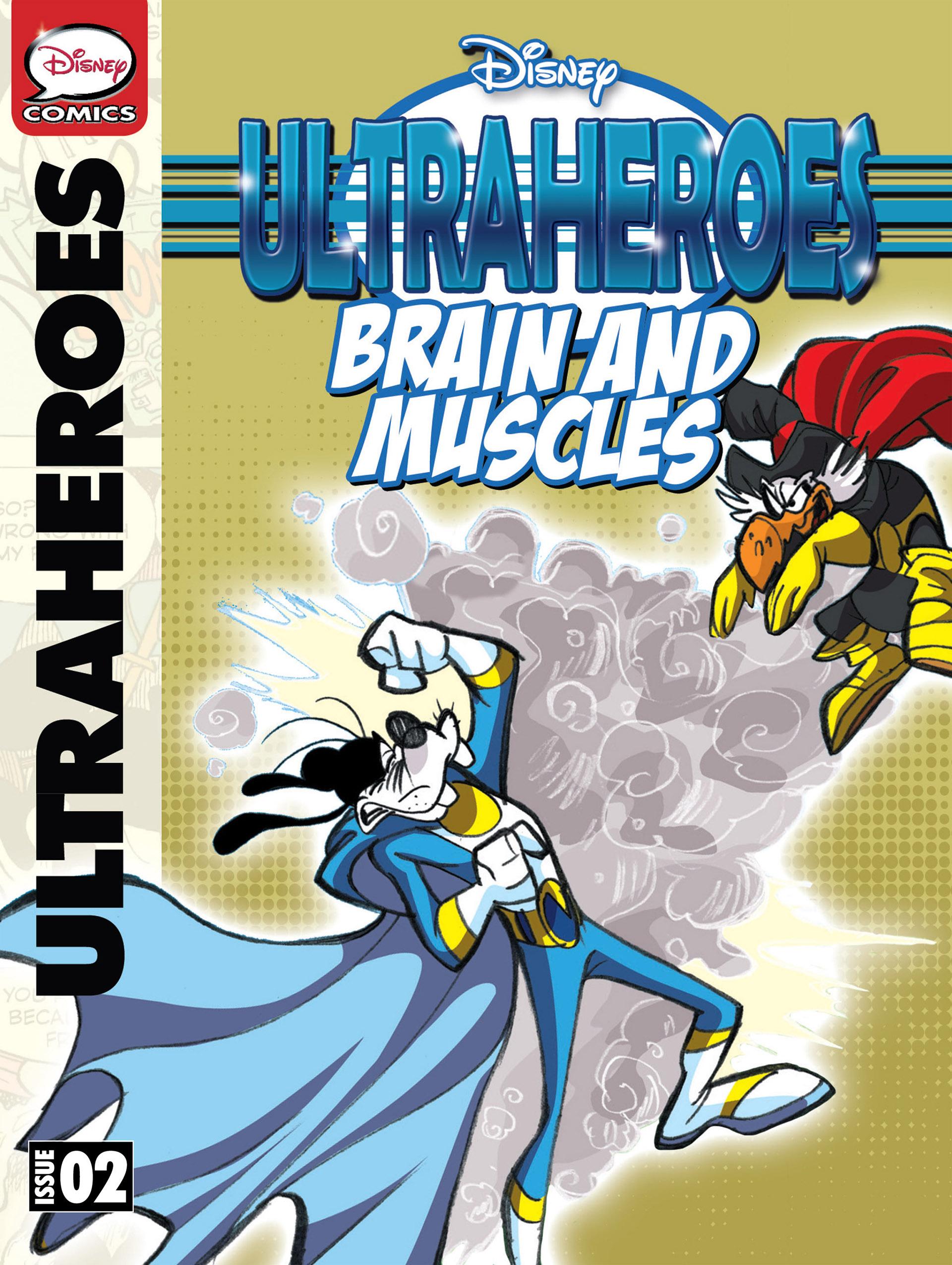 Read online Ultraheroes comic -  Issue #2 - 1