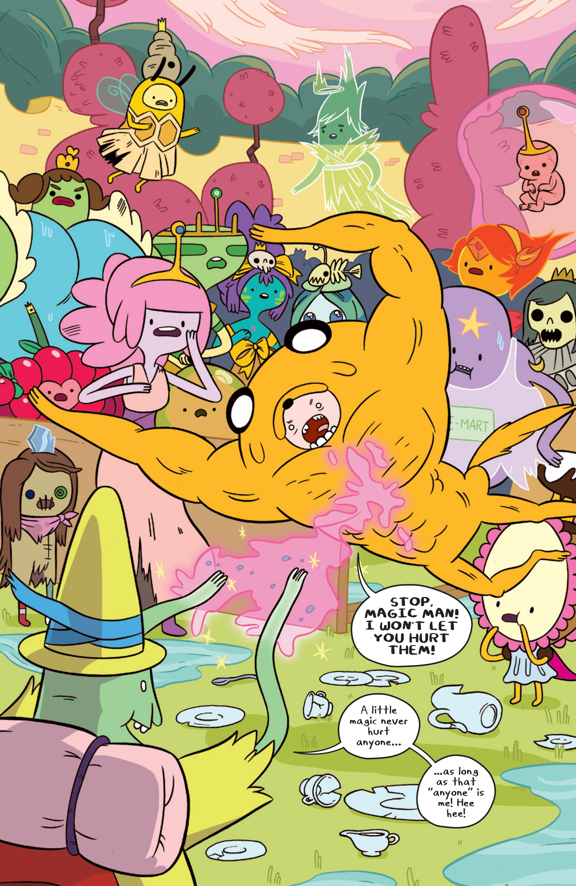 Read online Adventure Time comic -  Issue #15 - 6