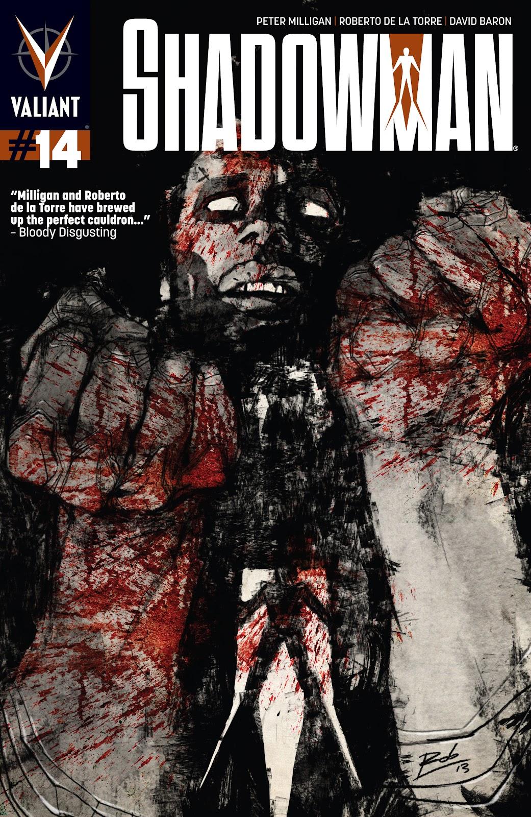 Shadowman (2012) 14 Page 1