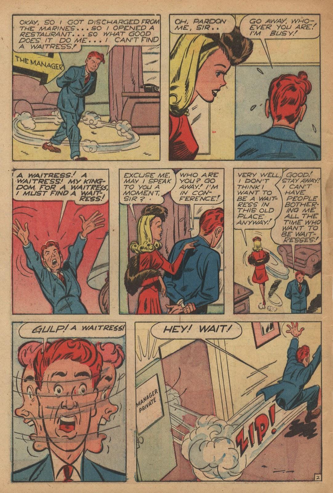Read online Gay Comics comic -  Issue #23 - 4