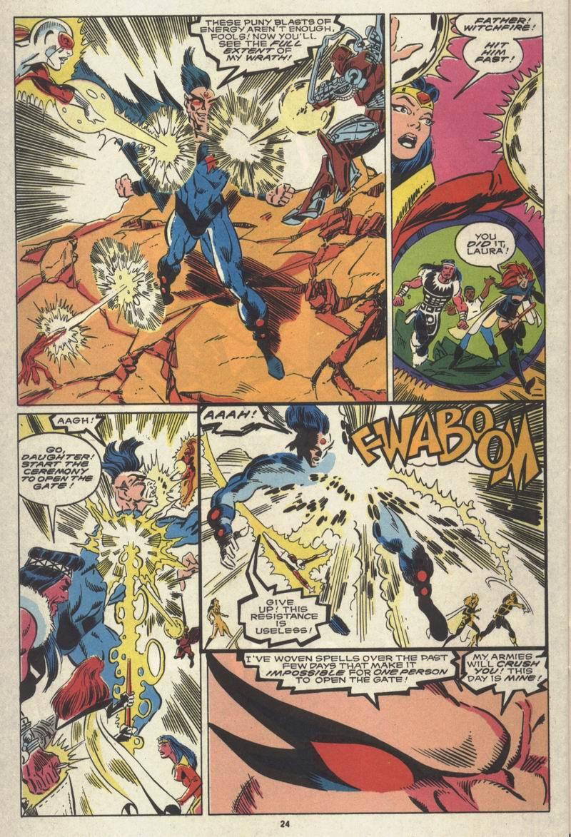 Read online Alpha Flight (1983) comic -  Issue #86 - 19
