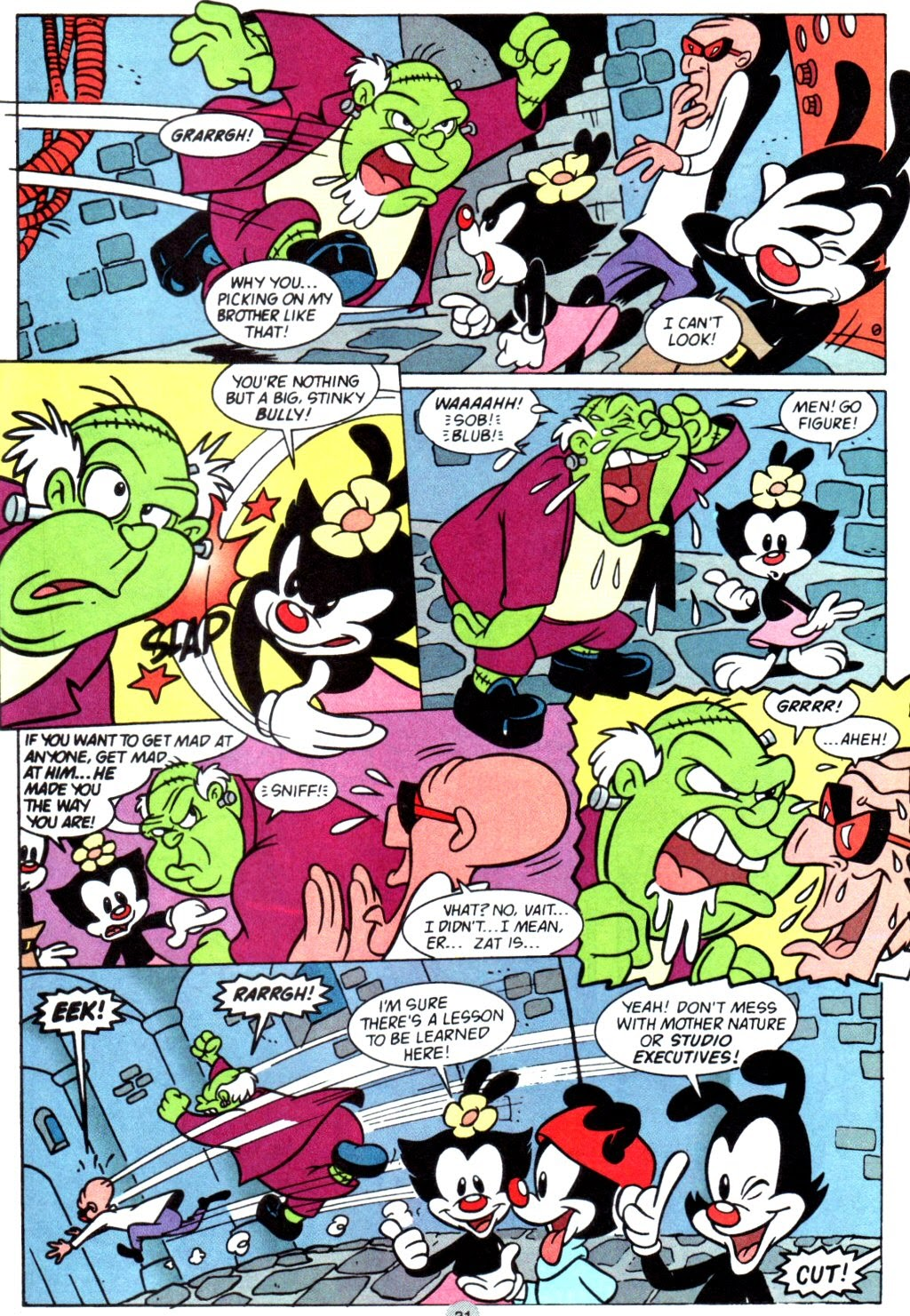 Animaniacs (1995) issue 11 - Page 24