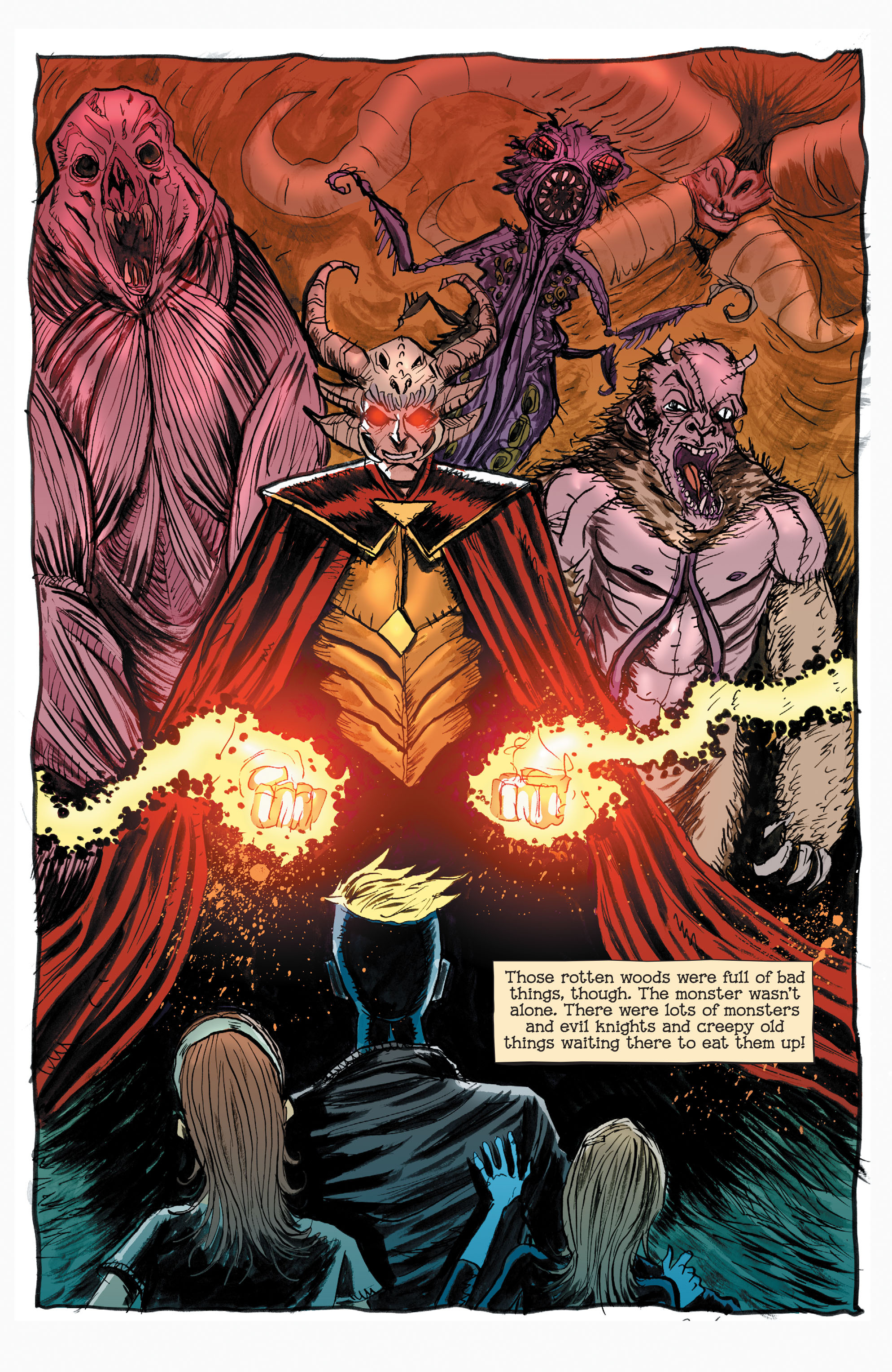 Read online Animal Man (2011) comic -  Issue #29 - 12
