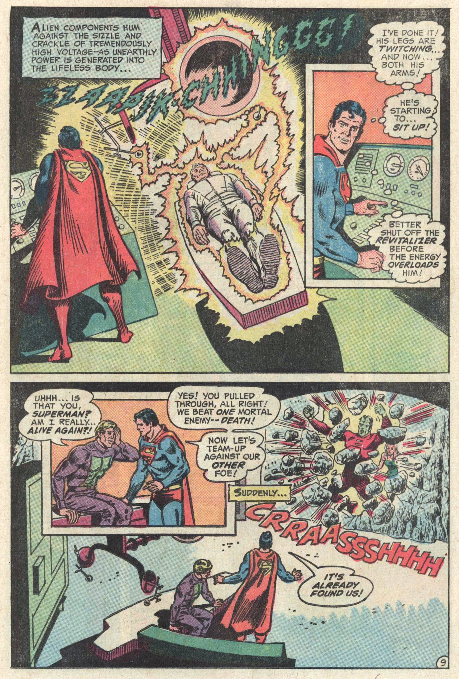 Read online Action Comics (1938) comic -  Issue #415 - 12