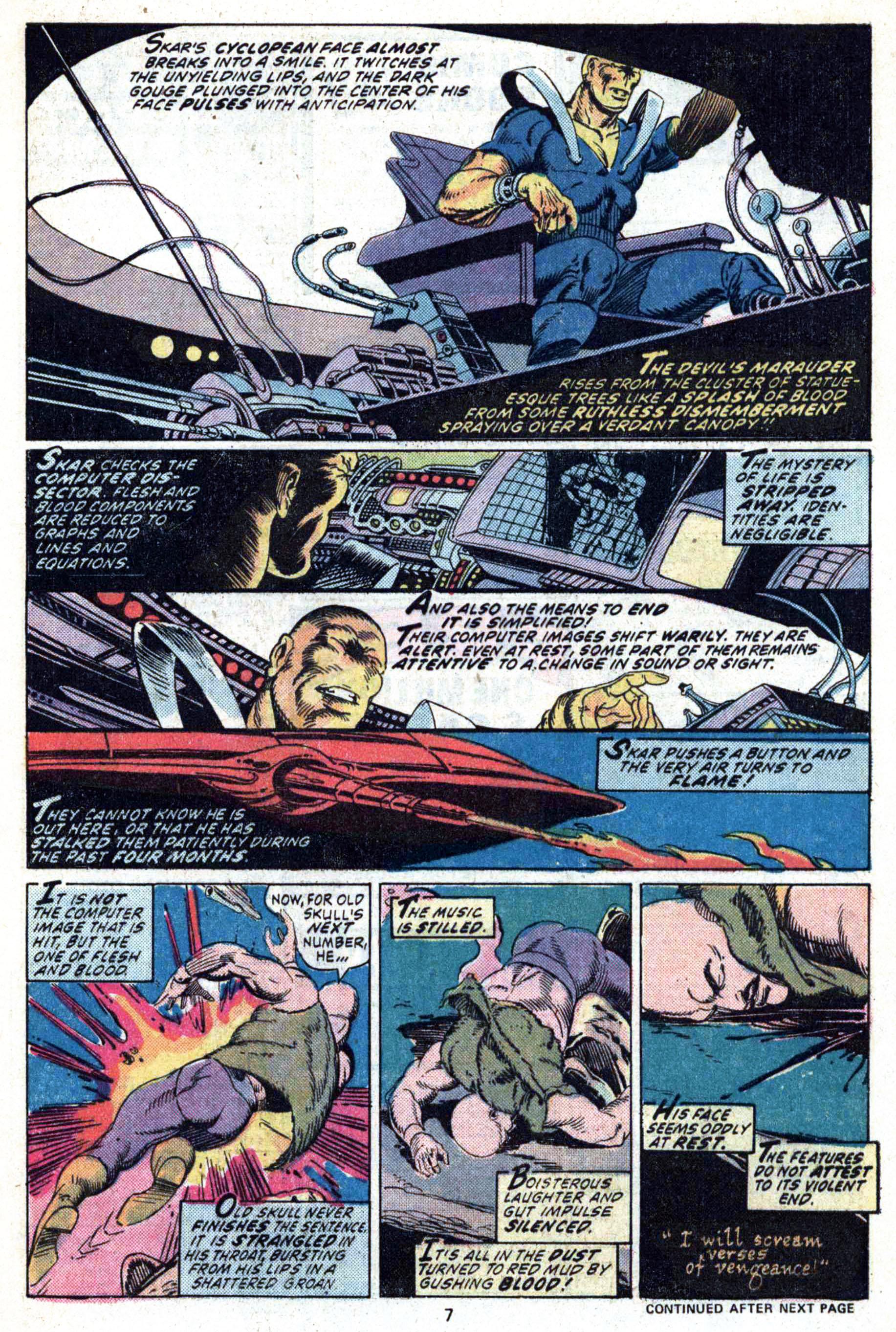 Read online Amazing Adventures (1970) comic -  Issue #34 - 9