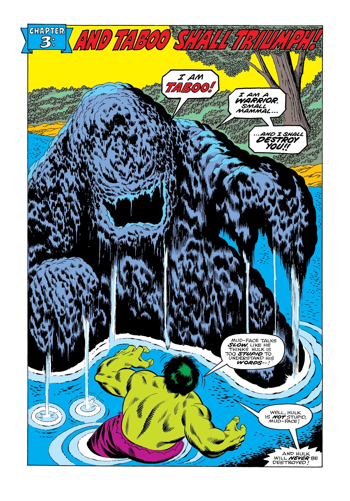 Read online Marvel Masterworks: The Incredible Hulk comic -  Issue # TPB 12 (Part 1) - 57