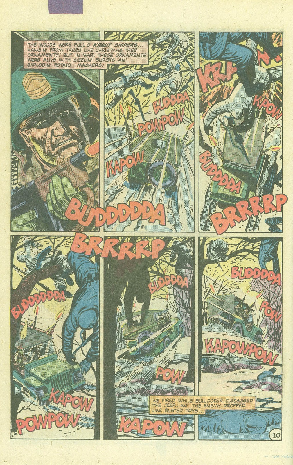 Sgt. Rock issue Annual 3 - Page 13