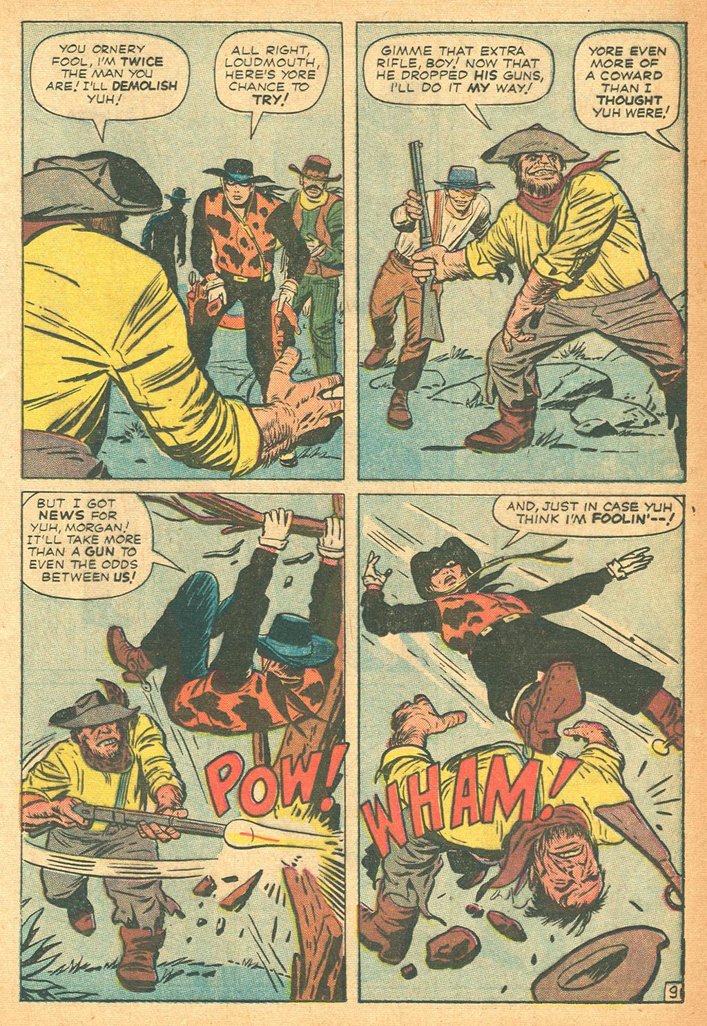 Read online Two-Gun Kid comic -  Issue #62 - 13