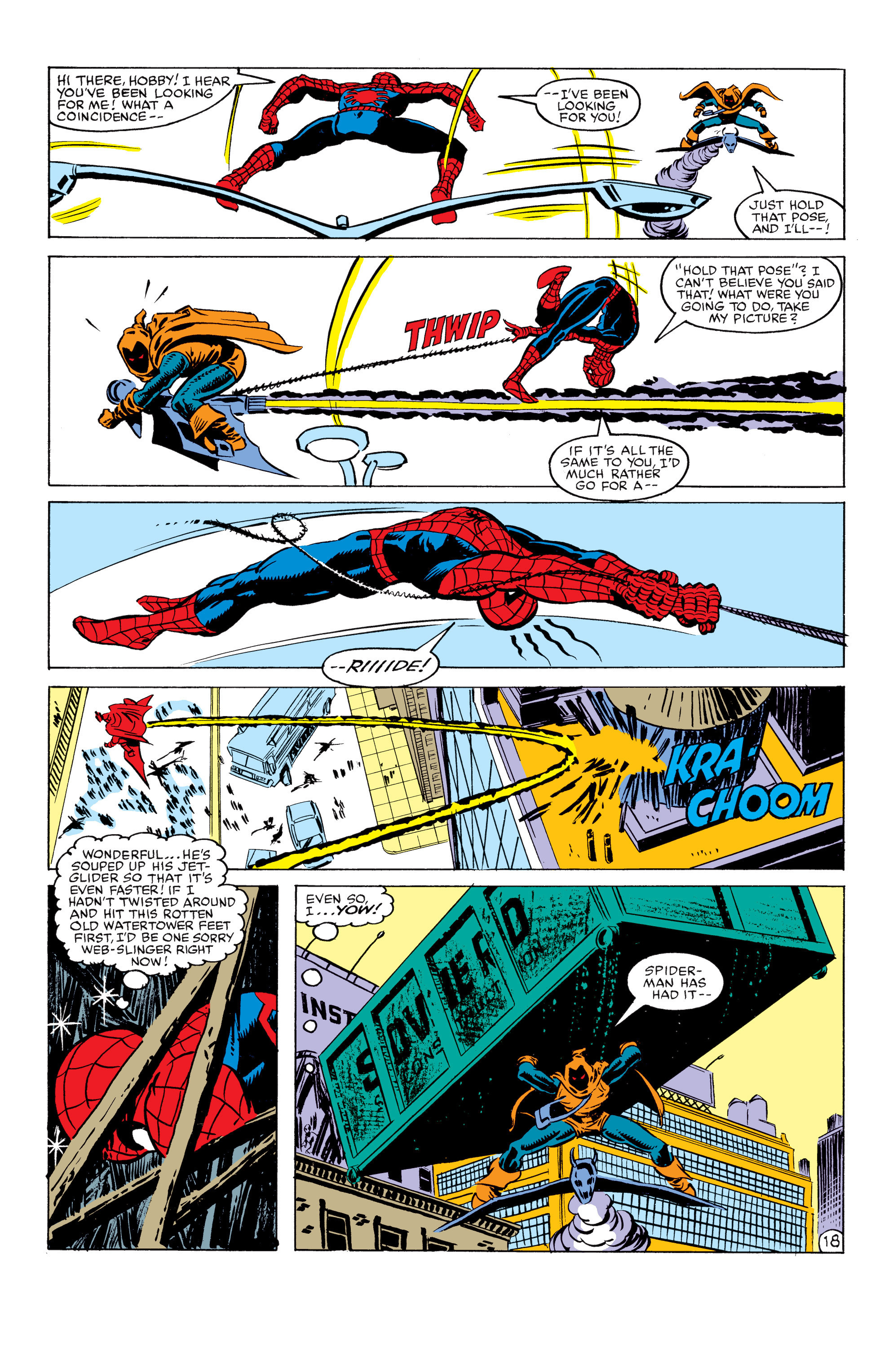 The Amazing Spider-Man (1963) 245 Page 18