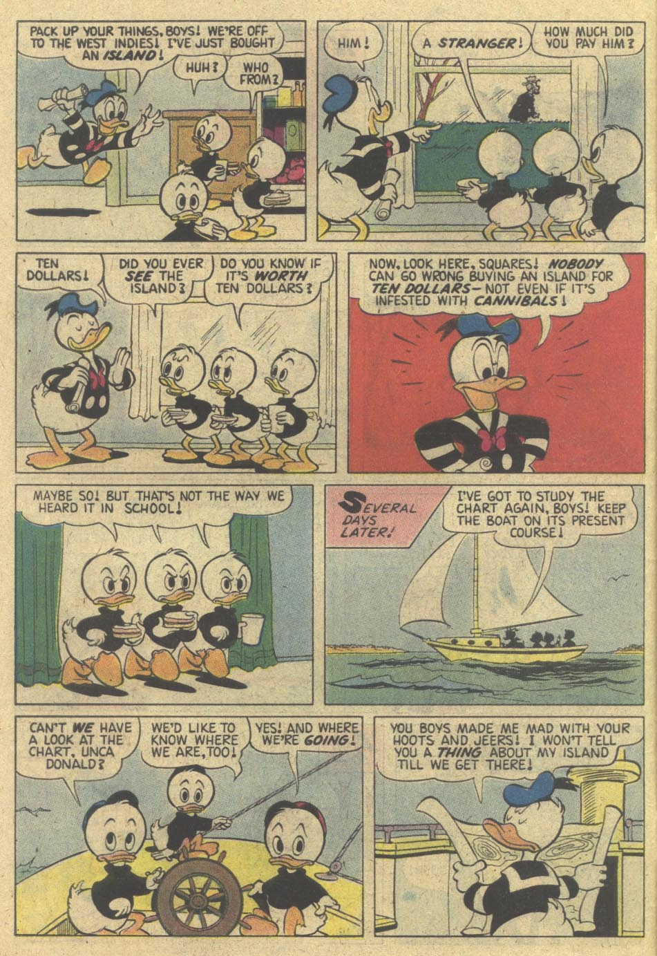 Walt Disney's Comics and Stories issue 501 - Page 6
