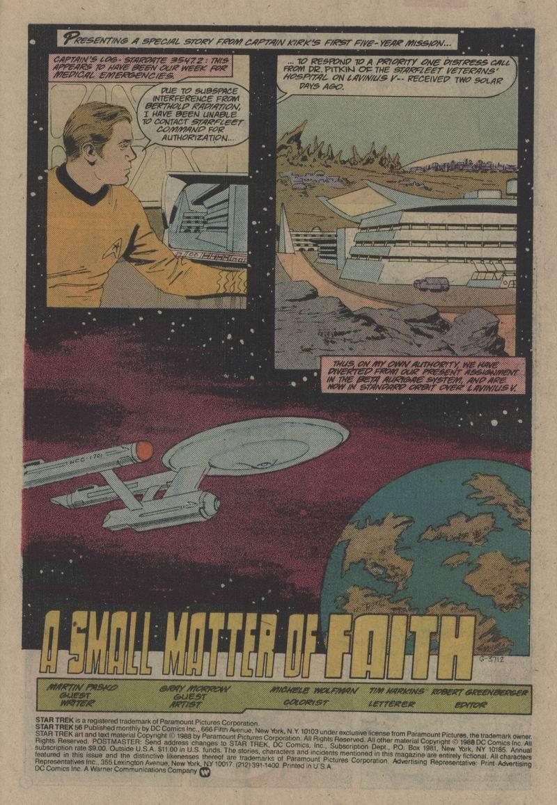 Star Trek (1984) #56 #59 - English 2