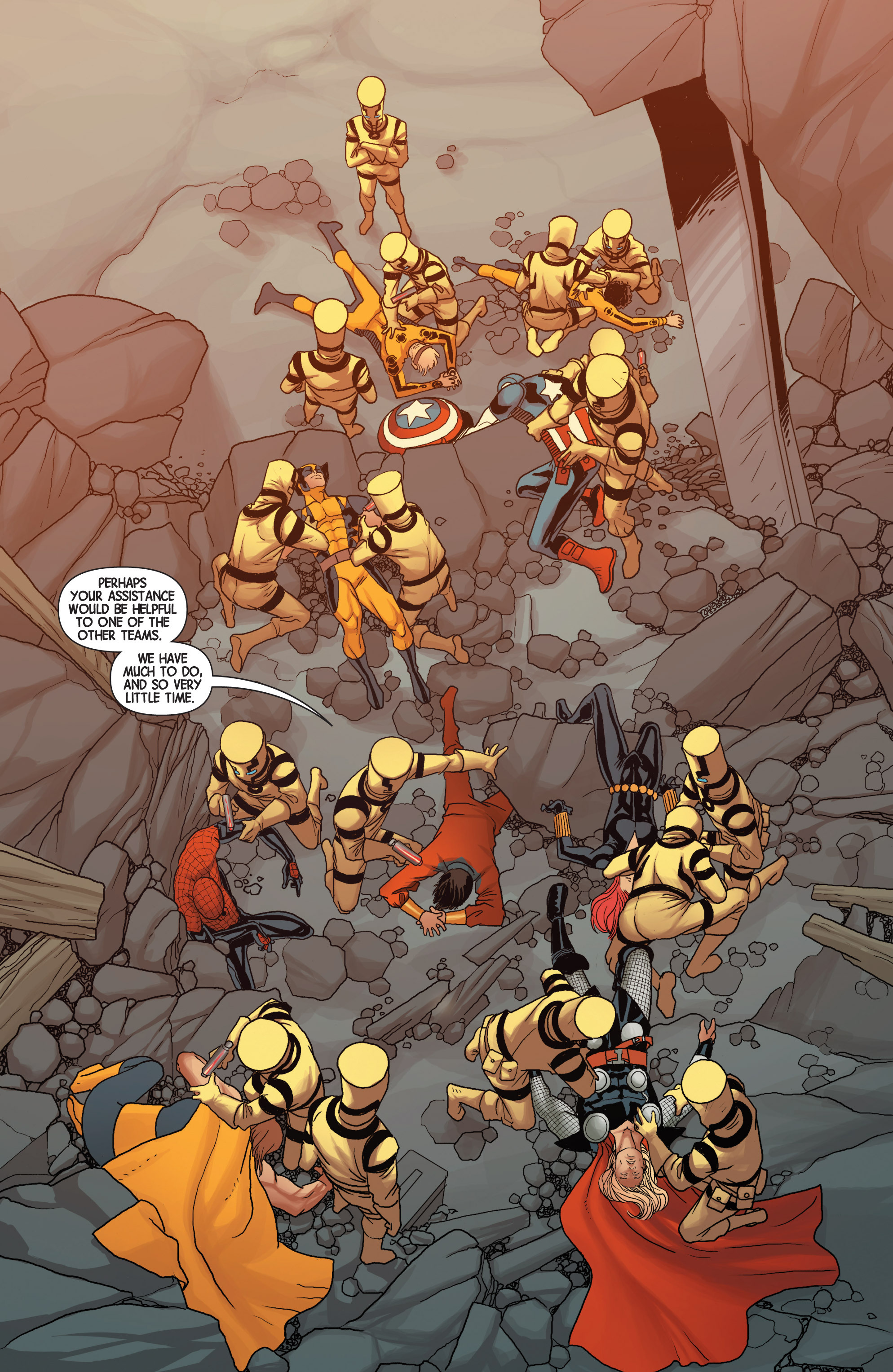 Read online Avengers (2013) comic -  Issue #Avengers (2013) _TPB 5 - 68