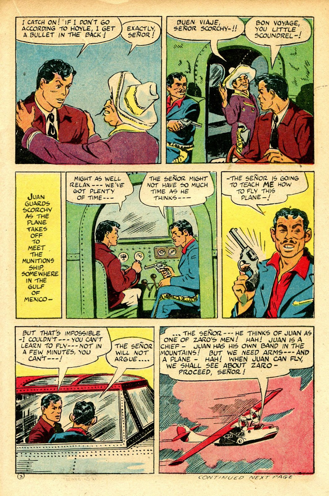 Read online Famous Funnies comic -  Issue #129 - 31
