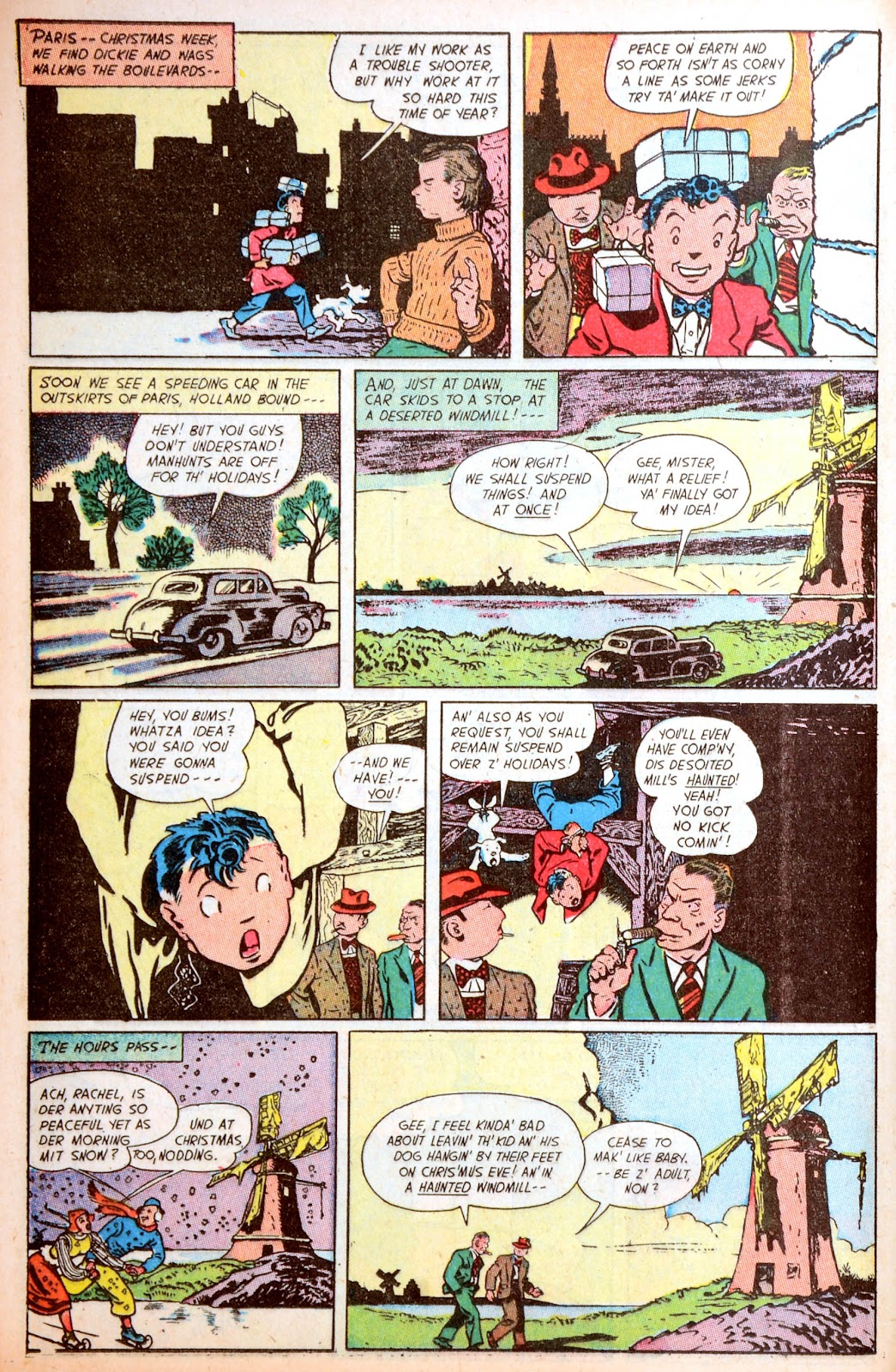 Read online Famous Funnies comic -  Issue #195 - 32