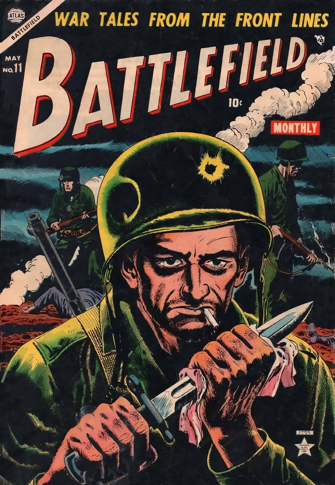 Battlefield 11 Page 1