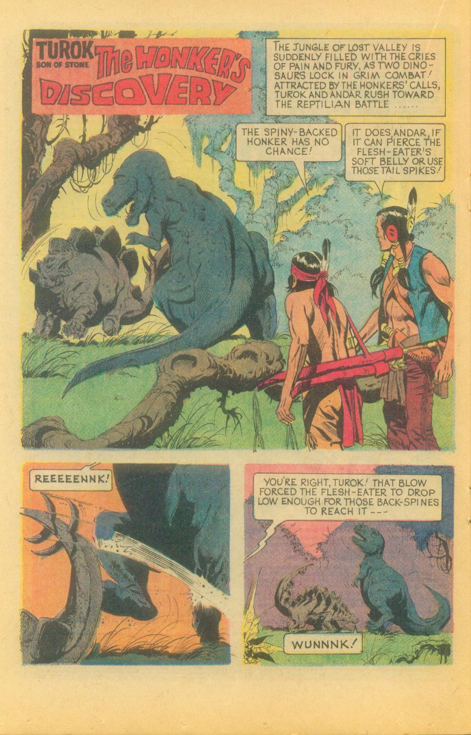 Read online Turok, Son of Stone comic -  Issue #89 - 20
