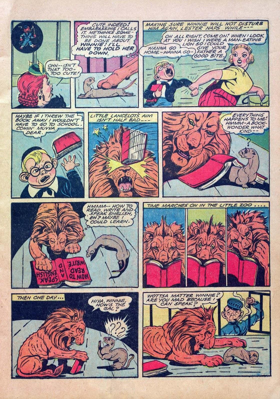 Read online Joker Comics comic -  Issue #1 - 17