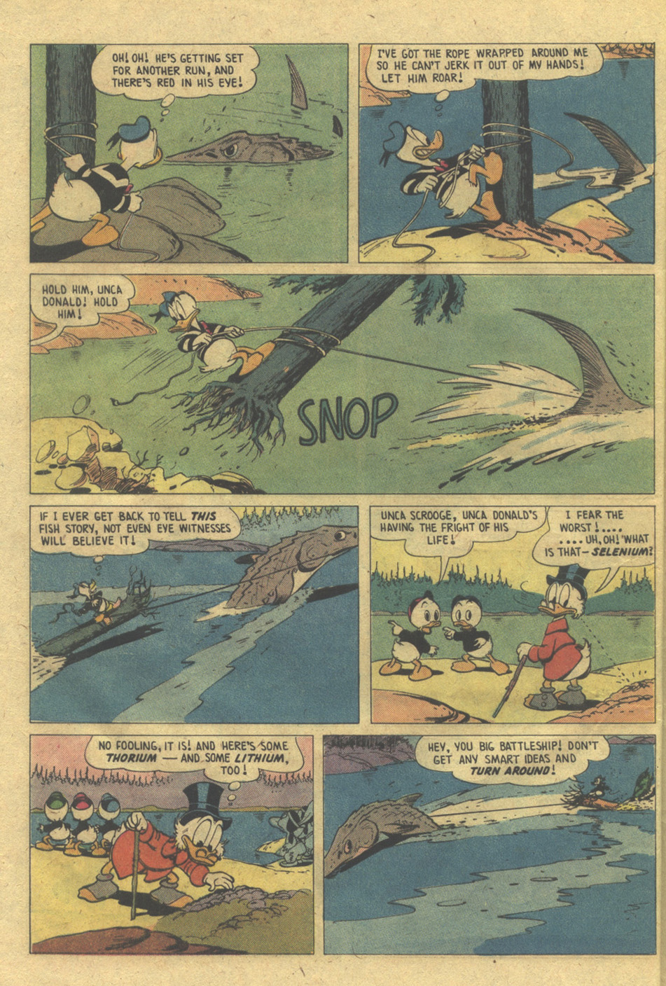 Read online Uncle Scrooge (1953) comic -  Issue #112 - 28
