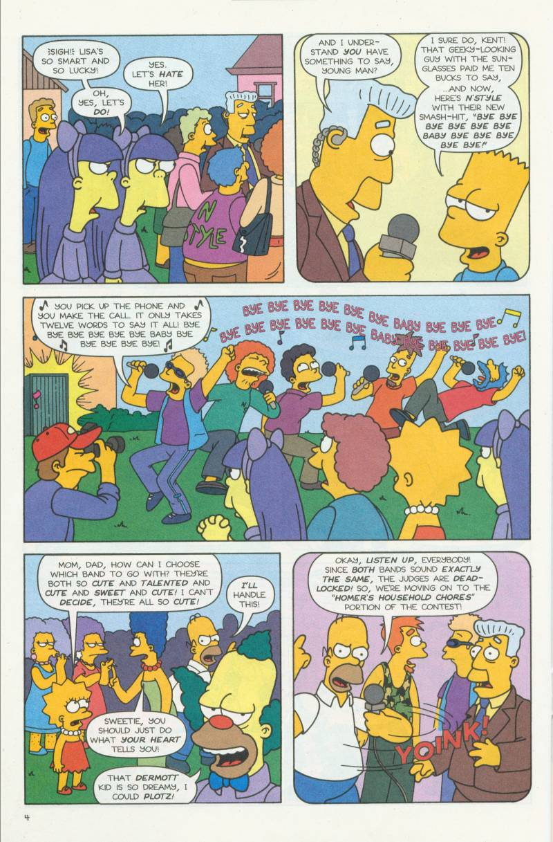 Read online Simpsons Comics Presents Bart Simpson comic -  Issue #3 - 24
