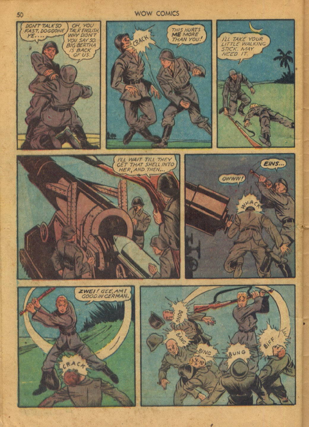 Wow Comics issue 3 - Page 52