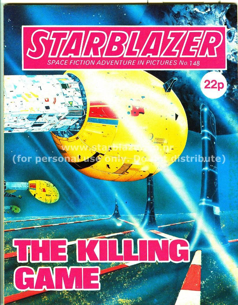 Starblazer issue 148 - Page 1