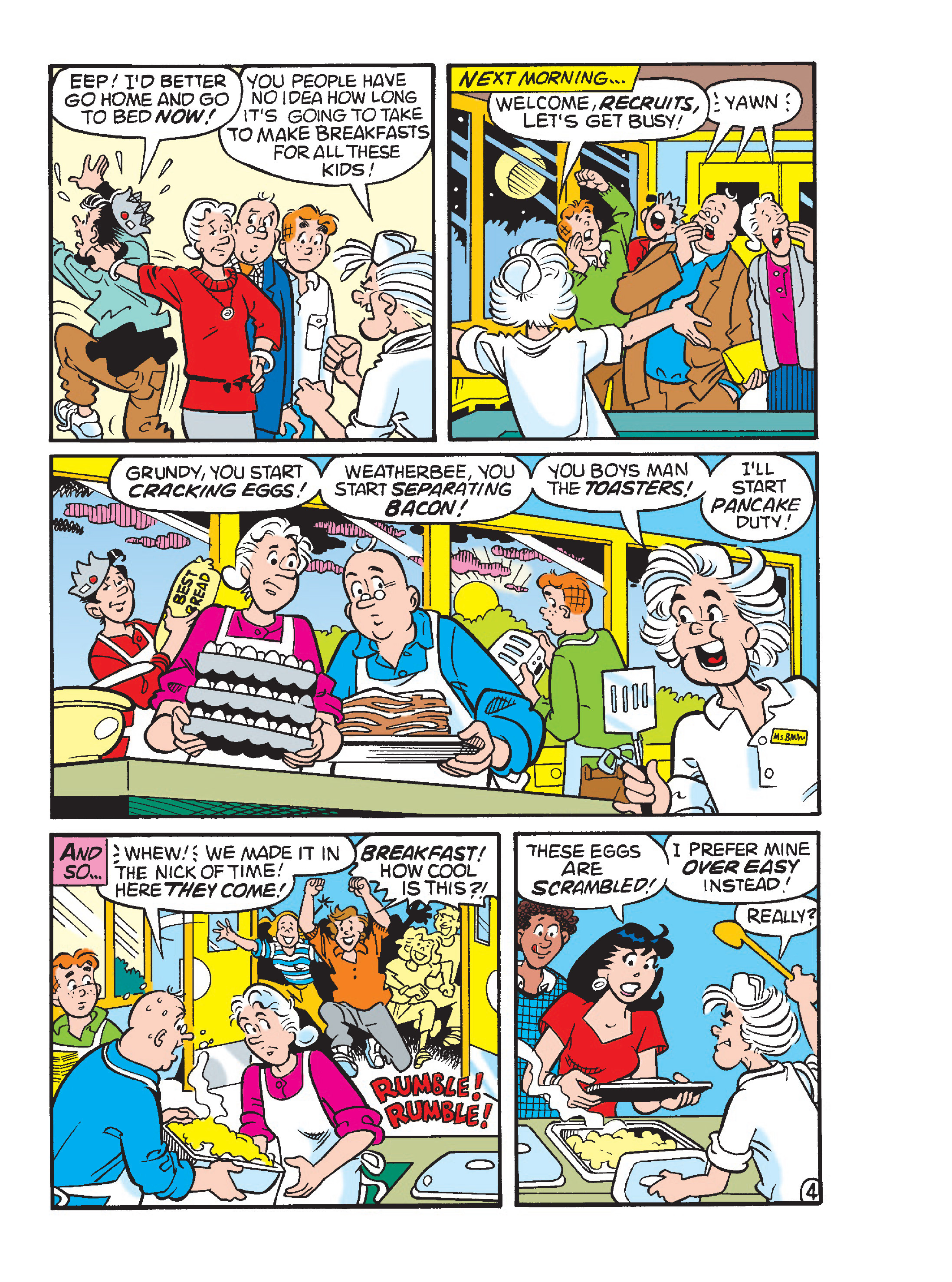 Read online World of Archie Double Digest comic -  Issue #64 - 106