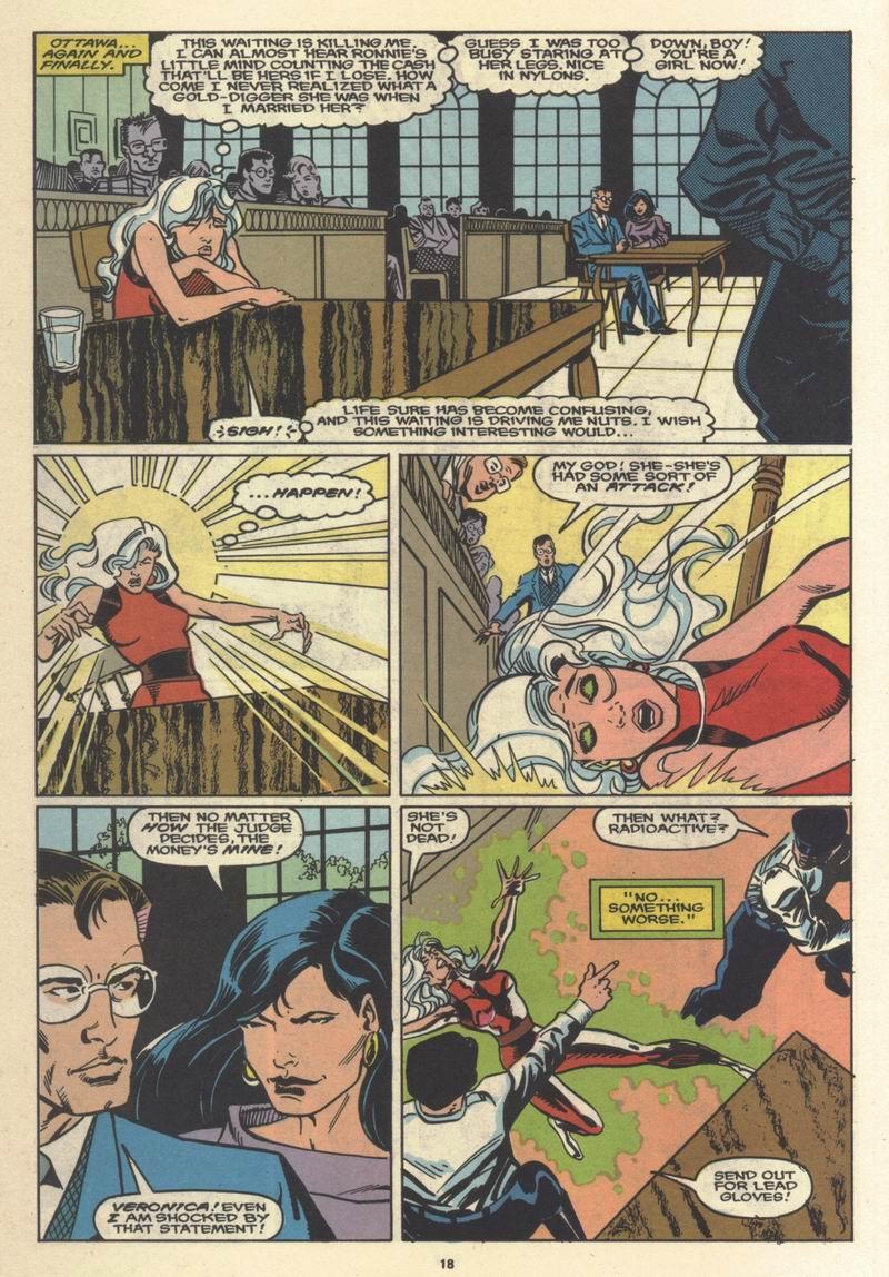 Read online Alpha Flight (1983) comic -  Issue #64 - 19