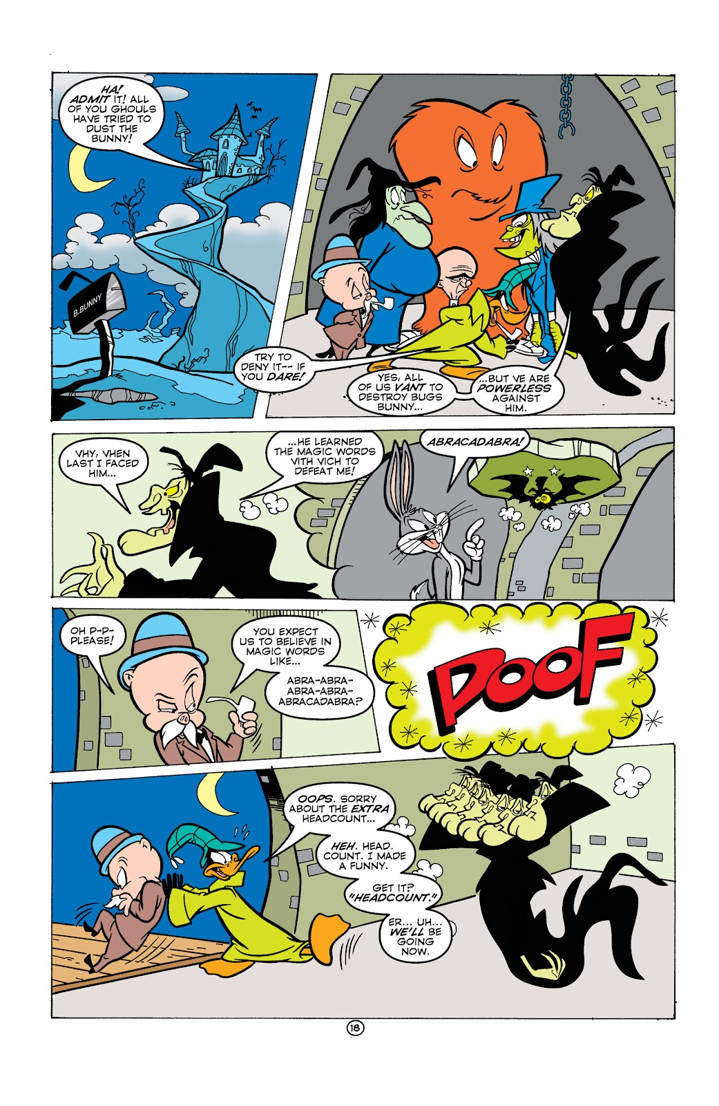 Looney Tunes (1994) Issue #75 #35 - English 19