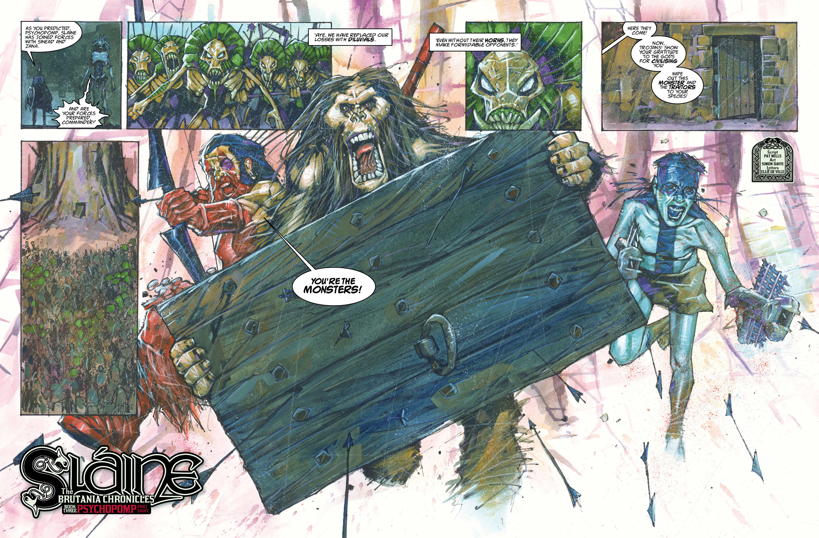 Read online 2000 AD comic -  Issue #1986 - 14
