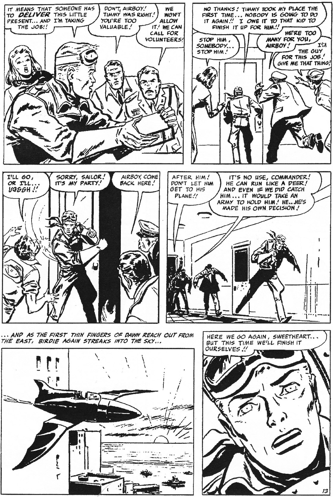 Read online Men of Mystery Comics comic -  Issue #57 - 39