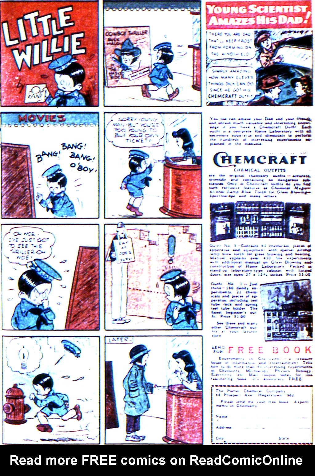 Read online Adventure Comics (1938) comic -  Issue #45 - 13