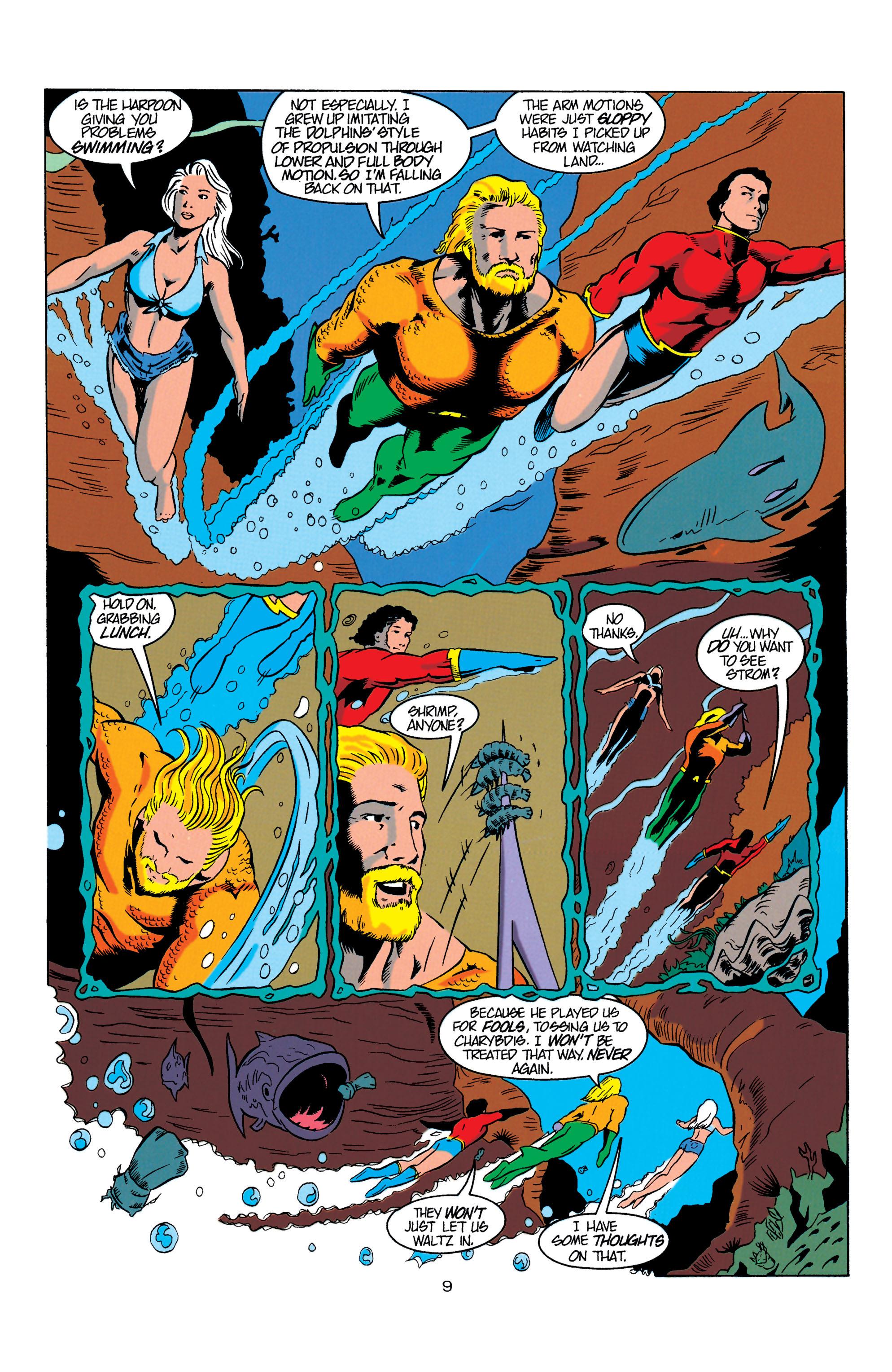 Read online Aquaman (1994) comic -  Issue #3 - 9