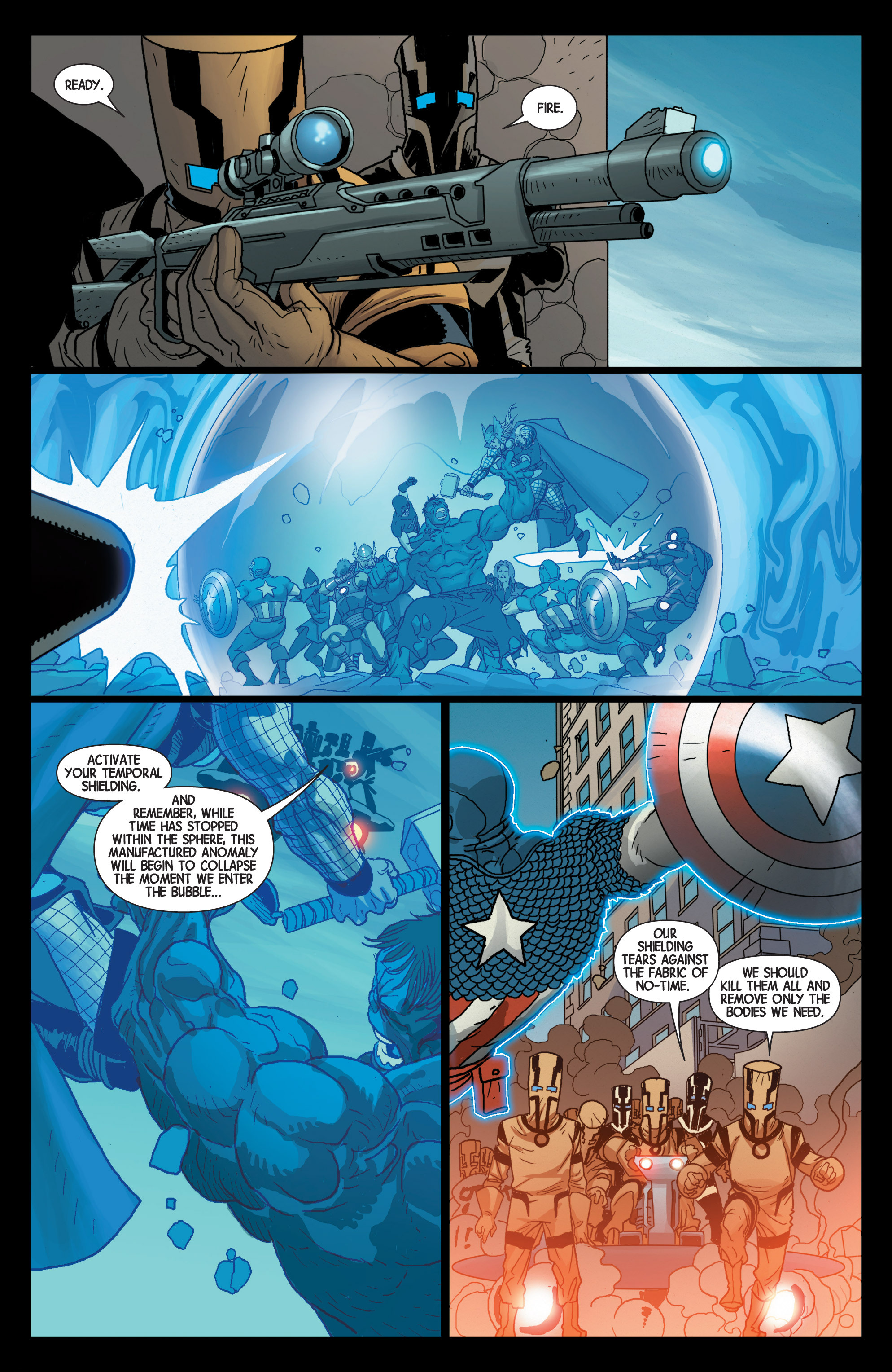 Read online Avengers (2013) comic -  Issue #27 - 23
