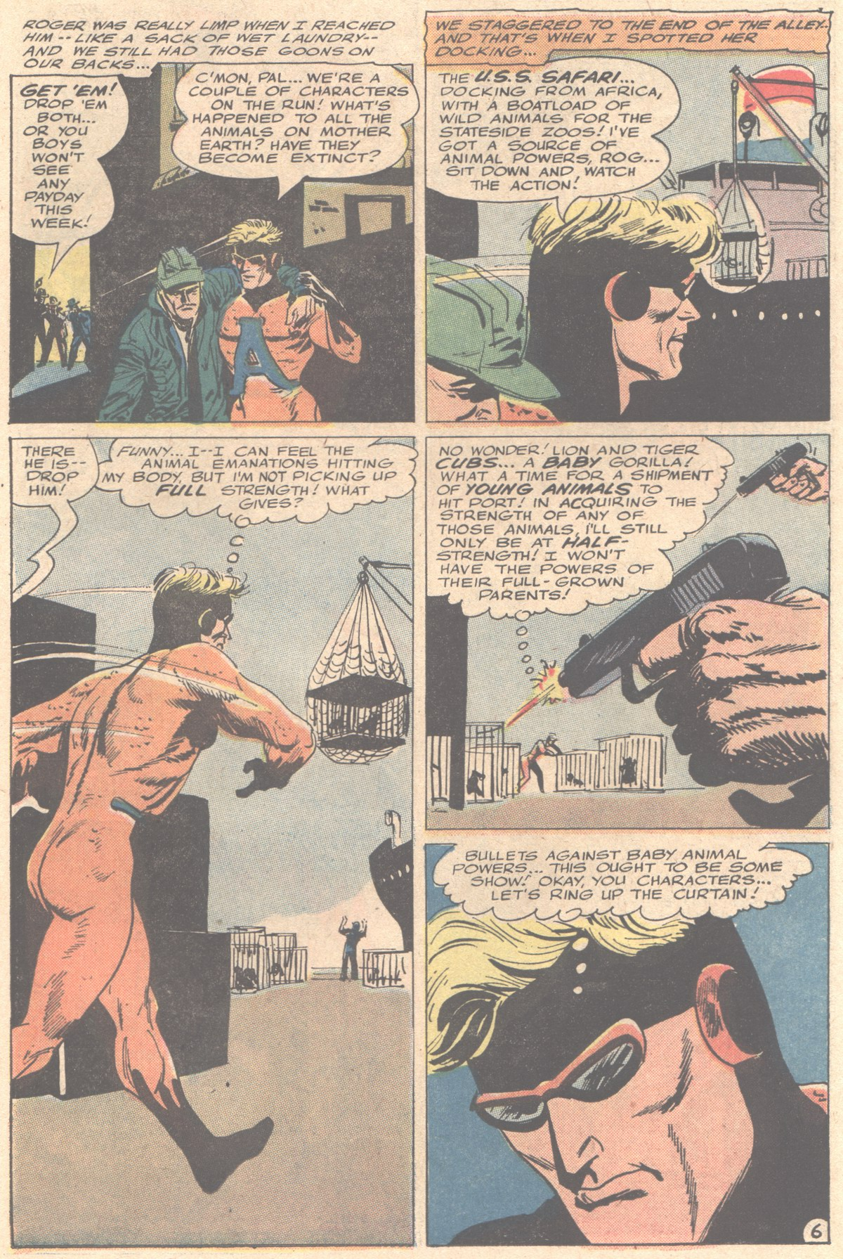 Read online Adventure Comics (1938) comic -  Issue #420 - 21