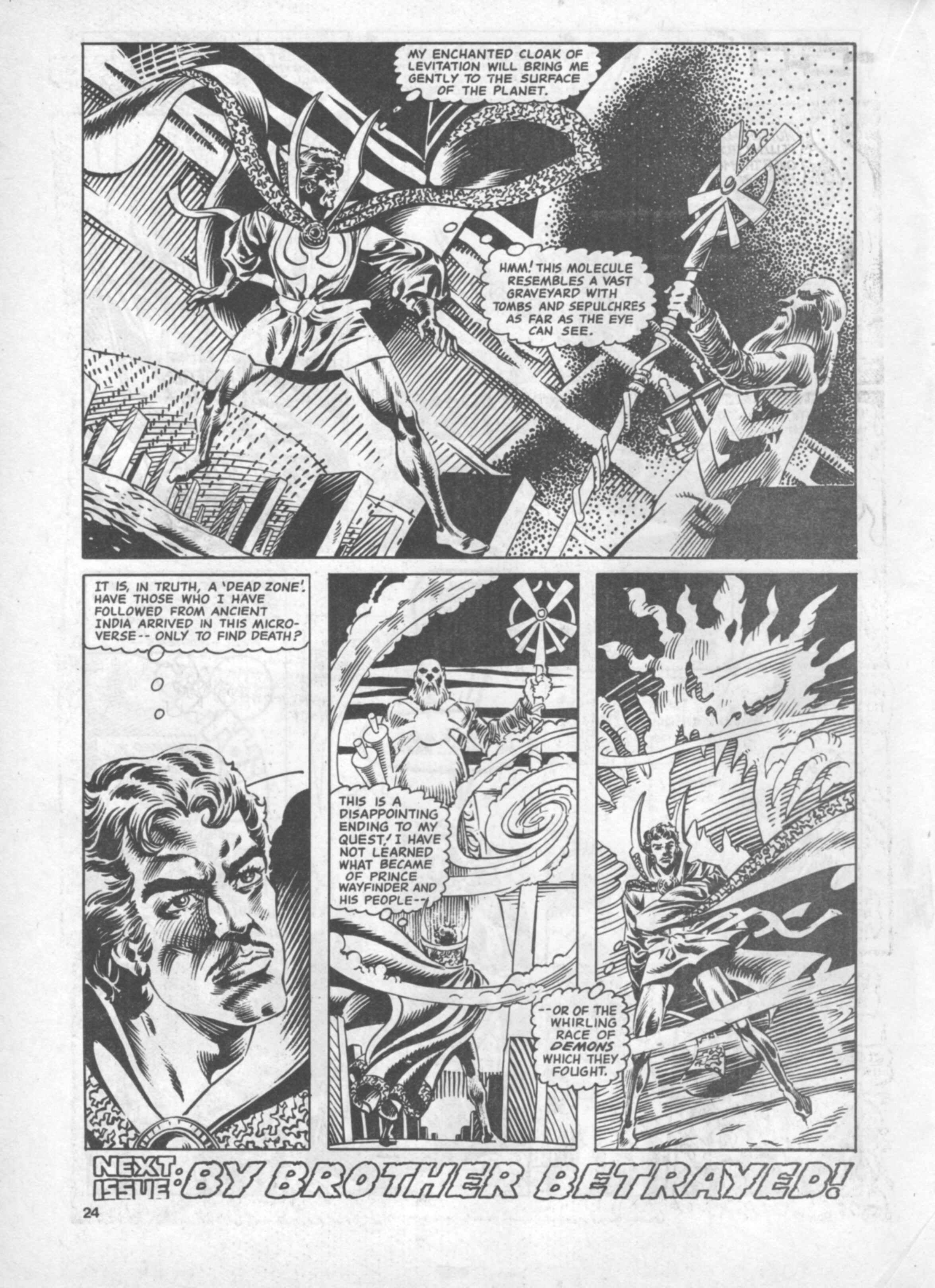 Read online Future Tense comic -  Issue #40 - 24