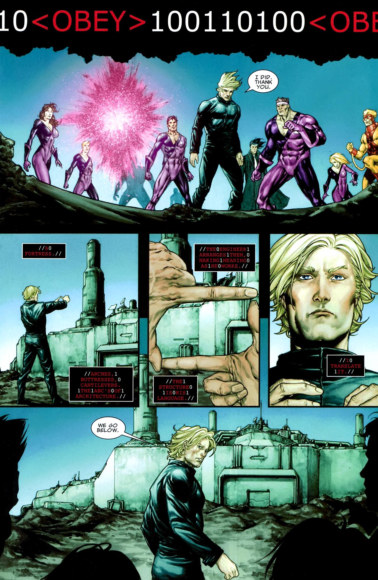 Read online X Necrosha comic -  Issue # Full - 33