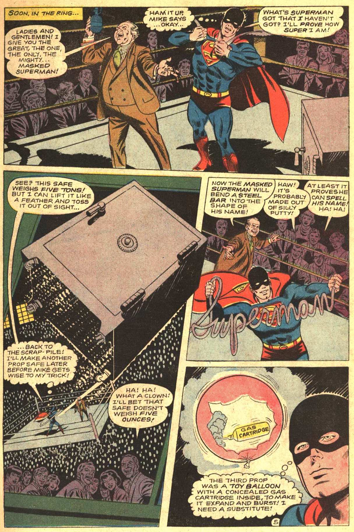 Read online Action Comics (1938) comic -  Issue #372 - 7