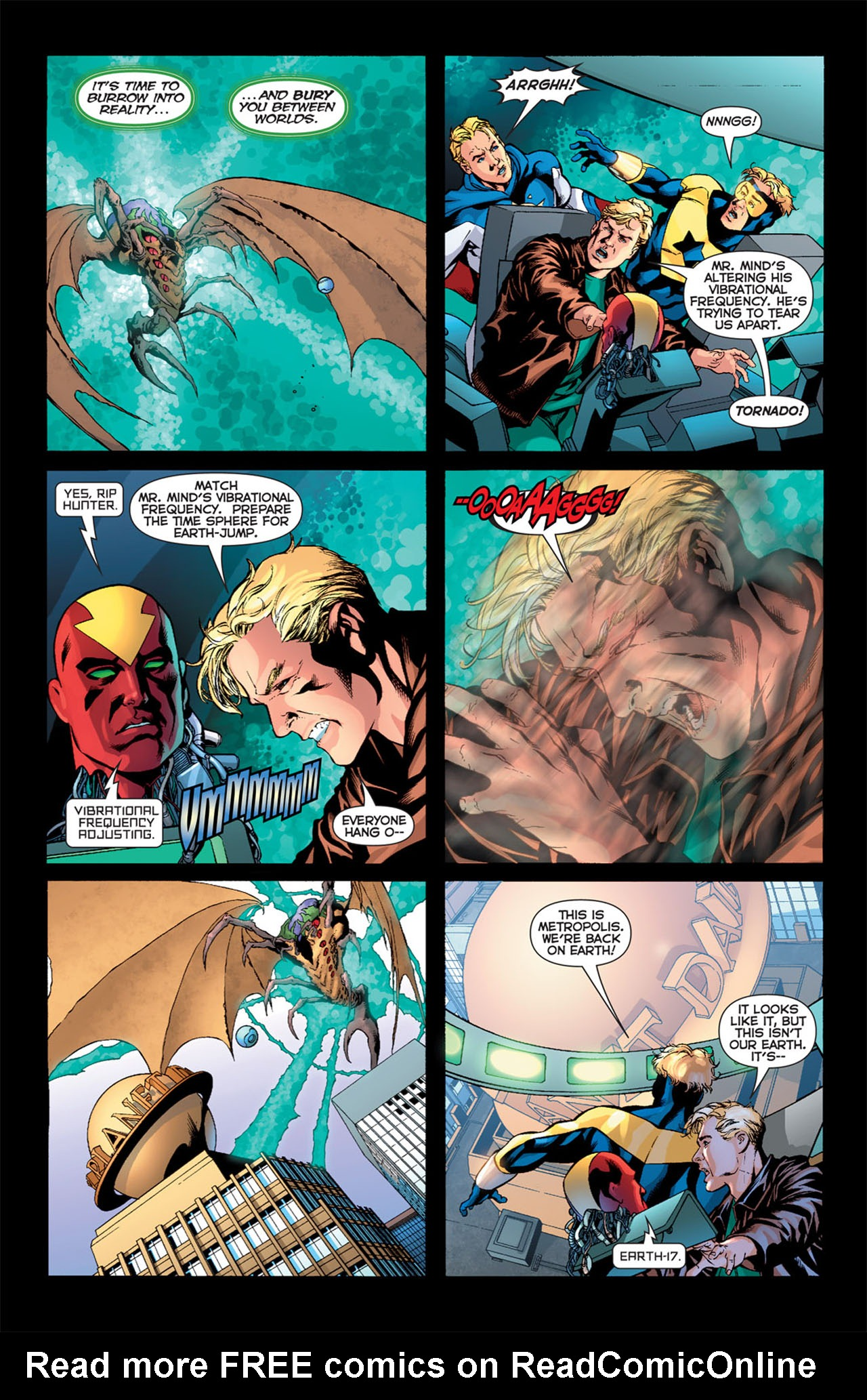 Read online 52 comic -  Issue #52 - 11