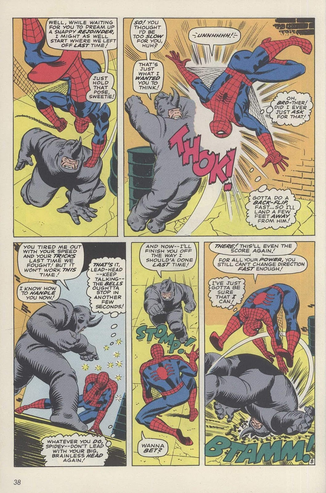 The Amazing Spider-Man (1979) issue TPB - Page 40