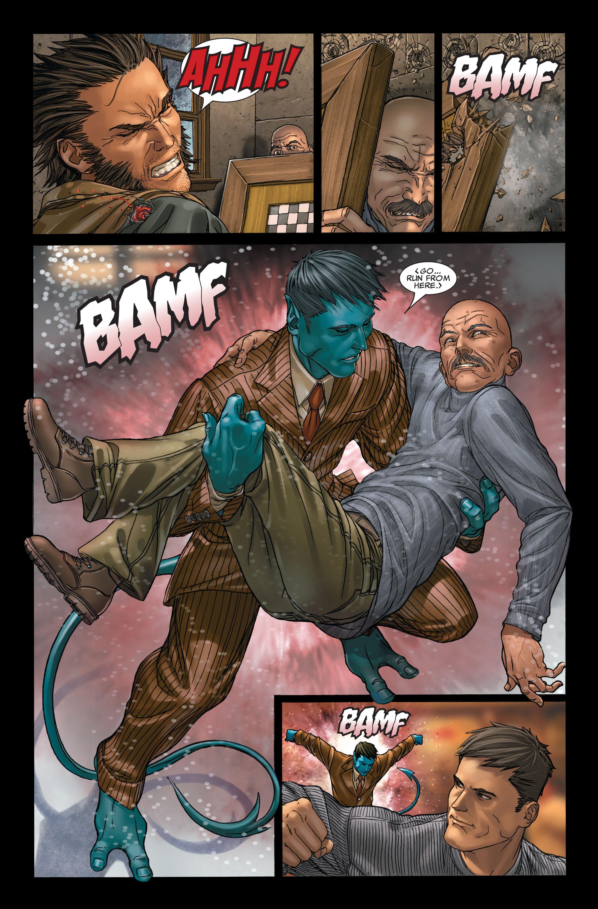 Read online Uncanny X-Men (1963) comic -  Issue #496 - 20