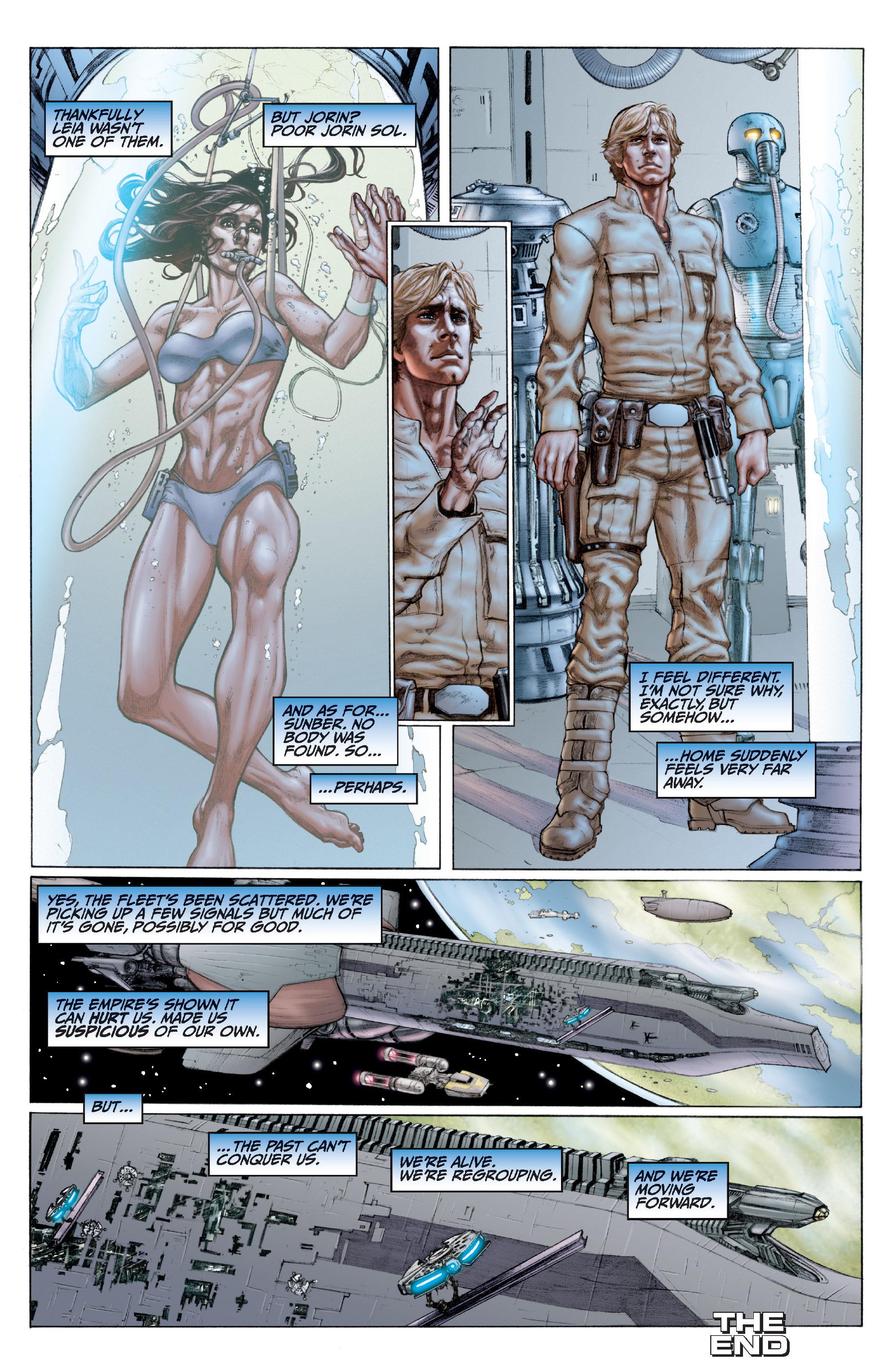 Read online Star Wars Omnibus comic -  Issue # Vol. 22 - 433