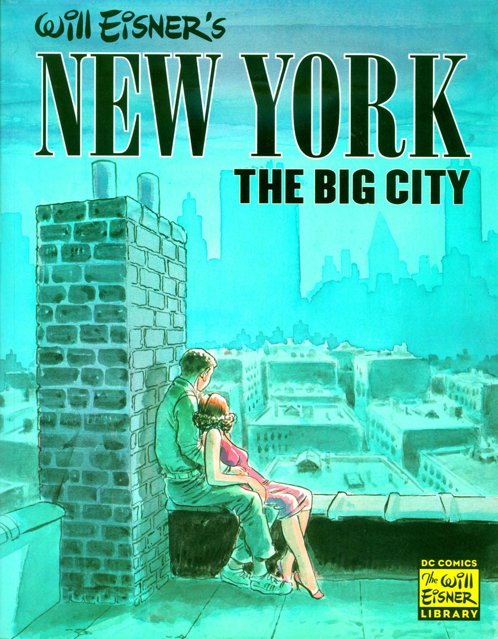 New York, the Big City issue TPB - Page 1