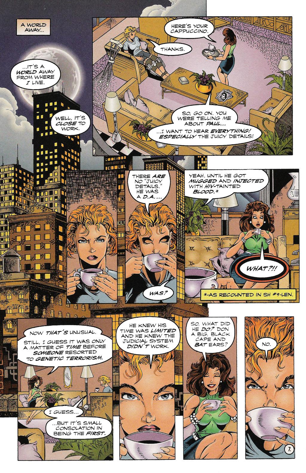 Read online ShadowHawk comic -  Issue #15 - 8