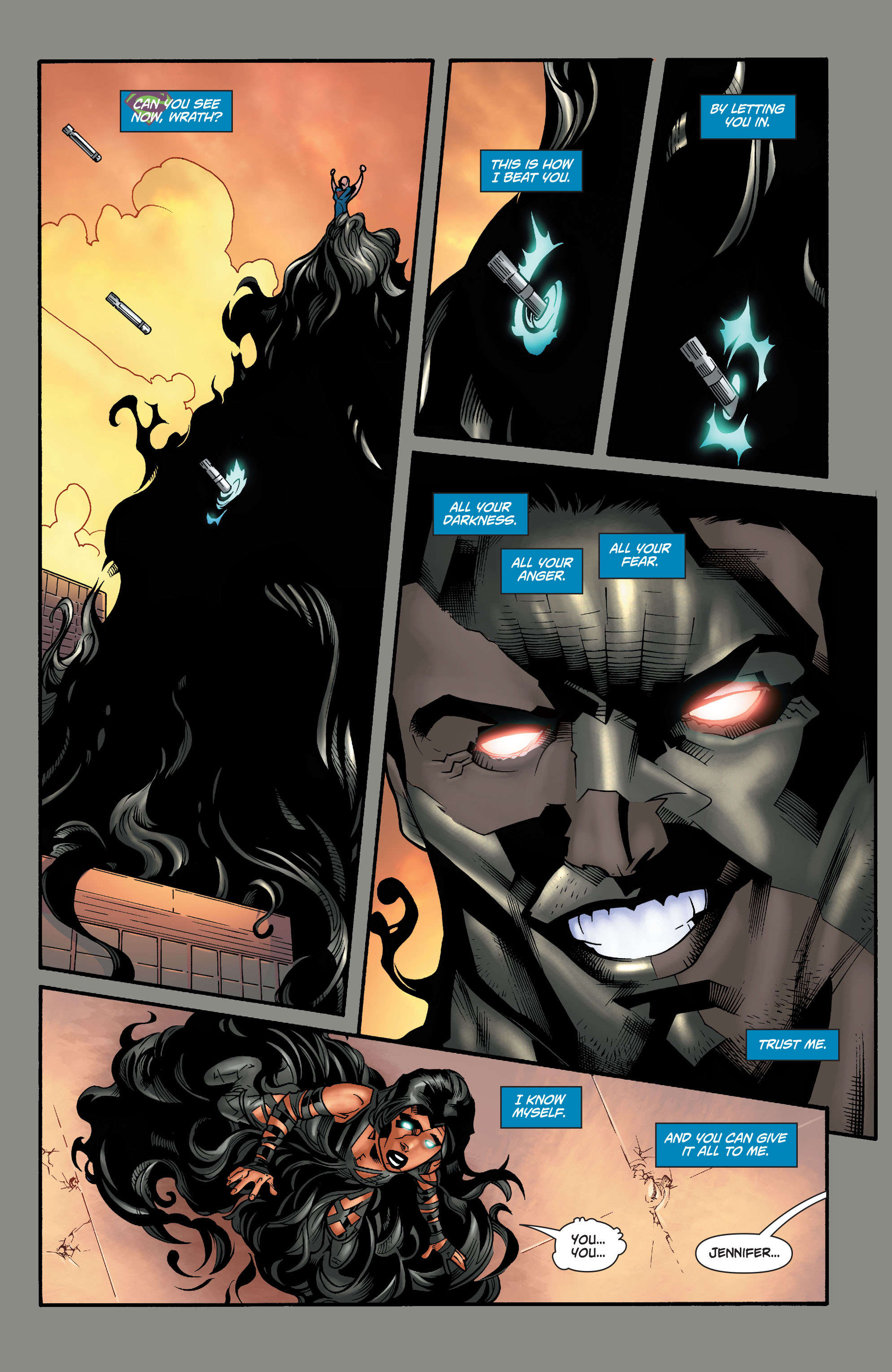 Read online Action Comics (2011) comic -  Issue #47 - 21