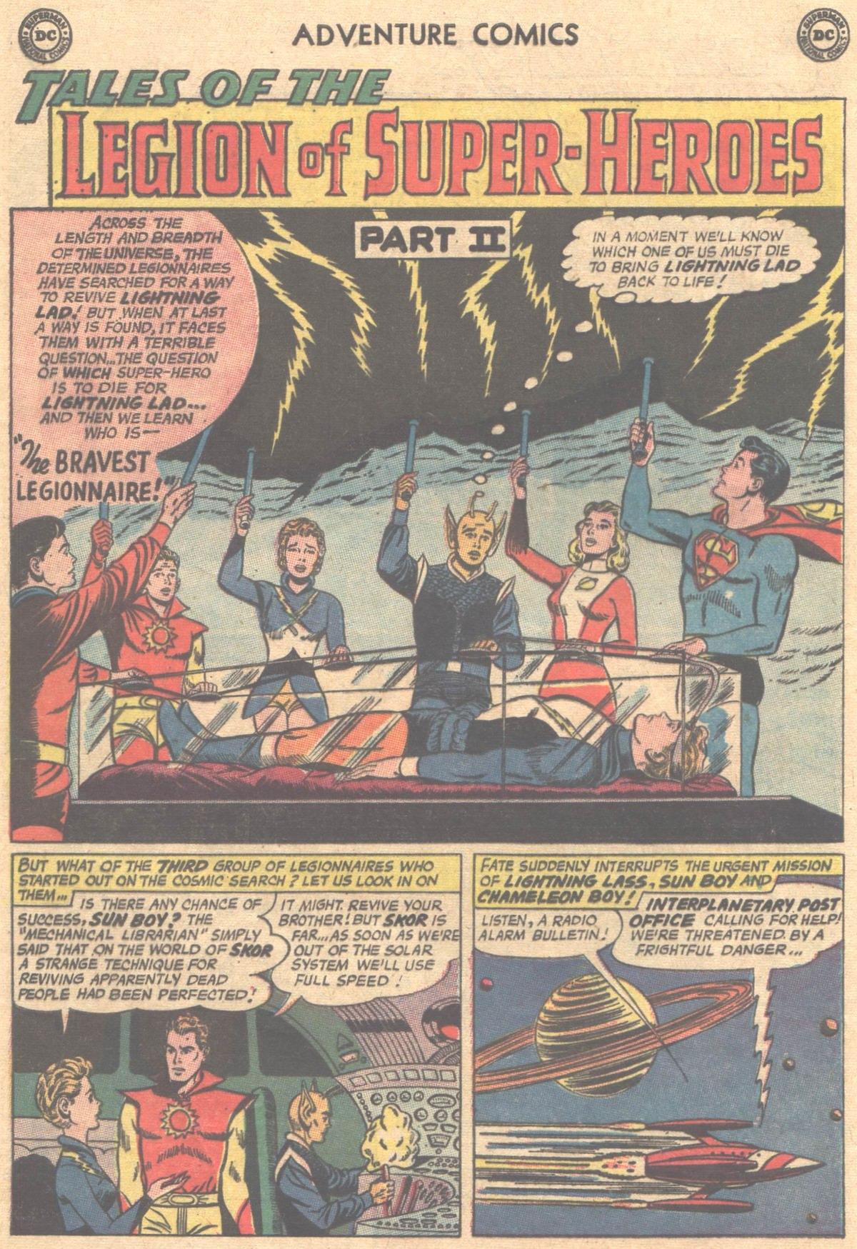 Read online Adventure Comics (1938) comic -  Issue #312 - 12